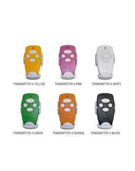 DOORHAN TRANSMITTER 4 Color