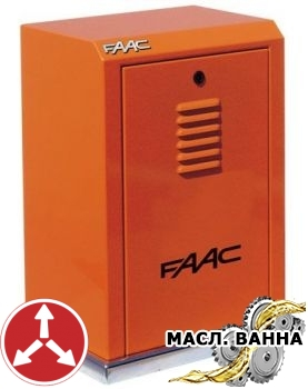 Комплект автоматики Faac 884 MC 3PH