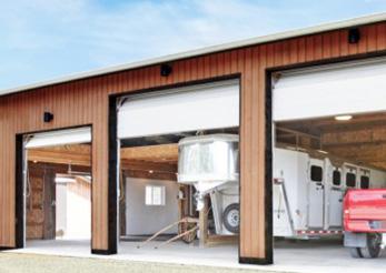 Секционные ворота (гаражные)