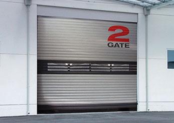 Секционные ворота (промышленные)